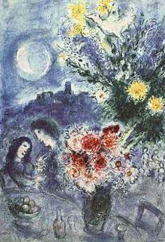 Marc Chagall - so whimsical