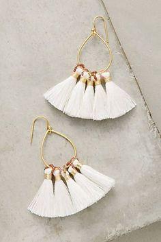 Jolie Tassel Earrings
