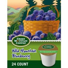 K-Cups Deals: Green Mountain Wild Mountain Blueberry 50¢ Per K-Cup Today Only! (7/17)