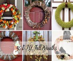 Wreaths and Wreaths autumn-decorum