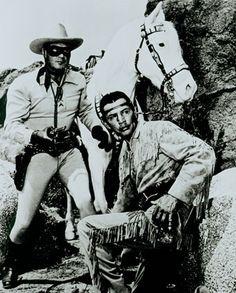 The Lone Ranger, Silver & Tonto