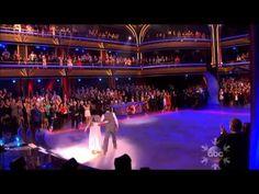 Amber Riley & Derek - Viennese Waltz - DWTS 17 (Semi Finals) - YouTube