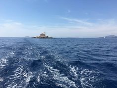 Adriatic Sea, Airplane View