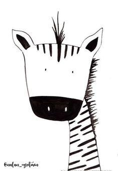 Black and White Zebra Watercolor Nursery Artwork Print Baby Room Kids Room Decor Gifts Under 20 // Little Boys Room wall art – Heather Iggulden Art – Willkommen in der Welt der Frauen Desenho Kids, Boys Room Colors, Baby Dekor, Boy Room Paint, Boys Room Design, Design Bedroom, Bedroom Ideas, Motifs Animal, Nursery Artwork