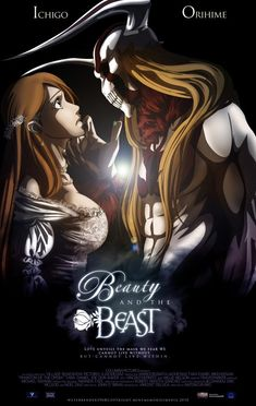 Beauty and The Beast.......dude, yes. Loving the crossover between Disney and anime.