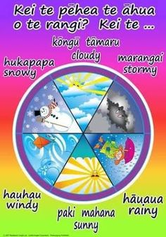 Image result for Maori Seasons Classroom Activities, Activities For Kids, Maori Symbols, Teaching Philosophy, Creative Teaching, Early Childhood Education, Child Development, Teaching Resources, Seasons