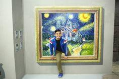 Localizado nas Filipinas, o Museu Art In Island tem mais de 200 obras interativas.