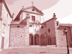 San José de Ávila. La primera fundación