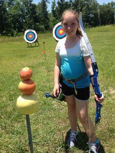 fun archery games. :)