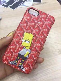 ザ・シンプソンズ Simpsons人気キャラクターiPhone8/7s/7/6sケース