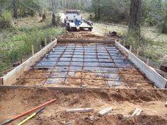 how to build a bridge over a creek how to build and bridges. Black Bedroom Furniture Sets. Home Design Ideas