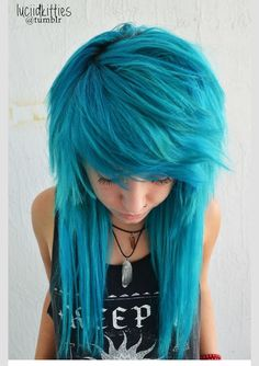 Want My Hair Like This!!!
