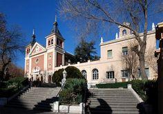Actual basílica de Atocha