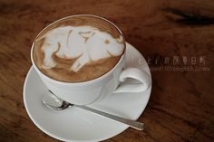 I would definitely pay for a rhino latte