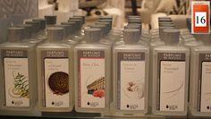 16. Luukku  Hyvää keskiviikkoa! Luukku avattu ja sieltä paljastuivat Lampe Bergerin 500 ml tuoksut ja tuoksuttomat pullot tarjoushintaan 13,50.  Tarjous voimassa ainoastaan tämän ja huomisen päivän.
