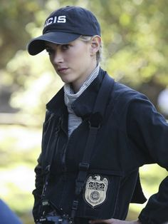 4. When Bishop thanked McGee in his modified binary code.  NCIS
