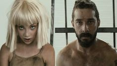 "Chatter Busy: Maddie Ziegler Told Shia LaBeouf He Was Dirty During Sia's ""Elastic Heart"" Video"