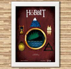 The Hobbit poster geek https://www.facebook.com/Dblackhand2.0