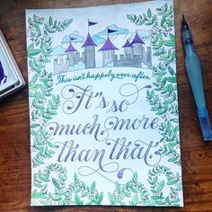 I am so in love with the It has so many of my favorite quotes, and I want to go and reread the series so badly now. This was a fun experiment with a palette I haven't used in a few weeks and some ombré lettering. Can't wait to fill up this book. Kiera Cass Books, Fun Experiments For Kids, The Selection Book, Good Books, My Books, Maxon Schreave, Color Crafts, Coloring Book Pages, My Heart Is Breaking