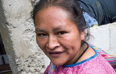 """I wonder what her story is, what her struggles are, and what the world looks like through her eyes."" #Guatemala"