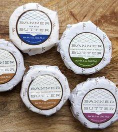 Gourmet Butter Assortment, Choose 4