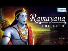 Ramayana The Epic (Hindi)  Animated Movies for Kids: Ramayana is the immortal tale of Good Vs Evil. See how Shri Rama Lakshmana Hanuman and the Vaanara Sena fight the evil Rakshasa King Ravana in order   Số người xem: 908435. Đánh giá: 4.26/5 Star.Cập nhật ngày: 2014-05-21 06:16:01. 2906 Like. Bạn đang xem video clip tại website: https://xemtet.com/. Hãy ủng hộ XEM TẸT bạn nhé.