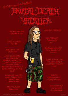 The Brutal Death Metaller