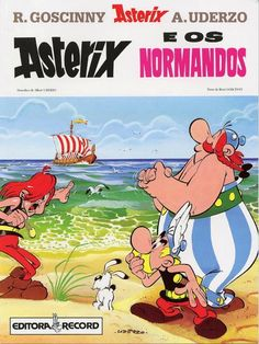 Astérix - The Collection - The collection of the albums of Asterix the Gaul - Asterix and the Normans