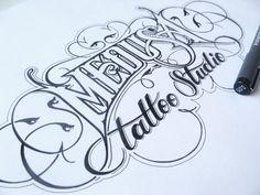 手書きの美しさ #ミツコ