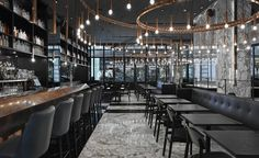 Parlé (Turkey), Europe Restaurant | Restaurant & Bar Design Awards