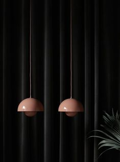 For Sale on Clippings - Pendant Lights, Flowerpot Pendant Light - Set of The all-in-one platform to deliver interior design projects. Milan Furniture, New Furniture, Luminaire Design, Aluminium, Pantone, Pendant Lighting, Pendant Lamps, Chandelier, Lighting Design