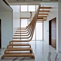 Unique Stairs