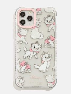 Shop our Disney Marie Phone Case here at Skinnydip London. Shop our full range of Disney iPhone Cases, Disney T-Shirts & more online now. Iphone Cases Disney, Iphone Phone Cases, Iphone Case Covers, Lg Phone, Cool Iphone Cases, Girl Phone Cases, Cute Phone Cases, Pink Camera, Skinnydip London