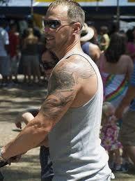 shoulder tattoos for men - Google Search