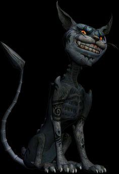 Alice Madness Returns - The Cheshire Cat