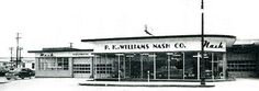 images of retro car dealerships - Google Search