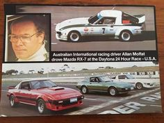 Daytona 24, Rotary, Mazda, Sick, Engineering, Racing, Japan, Cars, Funny
