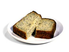 Celiac Friendly Lemon Poppyseed Loaf
