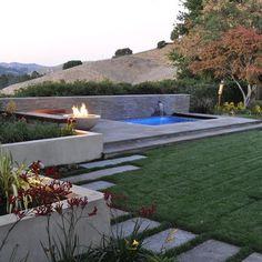 Modern Landscape Pond Design, Pictures, Remodel, Decor and Ideas - page 9