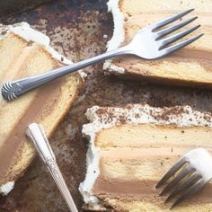 Tiramisu Ice Cream Cake is a summer classic all grown up and made quick and easy with store bought ingredients!