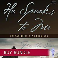 He Speaks to Me - Video Bundle - Buy (Digital Bundle)
