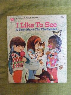 I like to see book