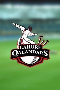 Mobile Background Wallpaper of Lahore Qalandars Pakistan Super League Cricket team. Fawad Rana Owner, Brendon McCullum team Captain and Aaqib Javed coach.