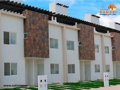 #conjuntosintegrales LAS MEJORES CASAS DE MÉXICO. CEIBA, es uno de nuestros modelos de vivienda más hermosos y lo puede adquirir en nuestro fraccionamiento Jardines del Sur III. Tiene 90 m2 de terreno por 117 m2 de construcción, 3 niveles y está acondicionado con sala, comedor, cocina integral con estufa y campana, 3 recámaras, estancia TV y estudio. En Grupo Sadasi, le invitamos a comprar su casa en nuestros desarrollos de Cancún, donde le encantará vivir. gachavez@sadasi.com