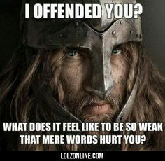 I Offended You... #lol #haha #funny