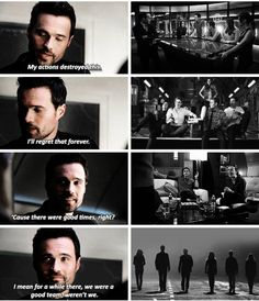 Oh, look: GRANT WARD TOOK RESPONSIBILITY FOR HIS ACTIONS. I hate it when people always say he shoved blame elsewhere. Like no. He owned up. Sorry.