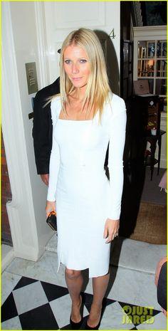 Gwyneth Paltrow Hosts President Obama Election Fundraiser