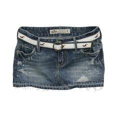 Hollister Co. > Bettys > Skirts > Topanga found on Polyvore