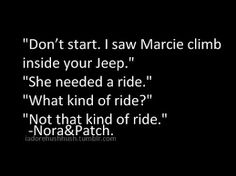 Image result for patch cipriano quotes