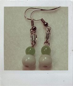 Earrings #30DaysofCreativity